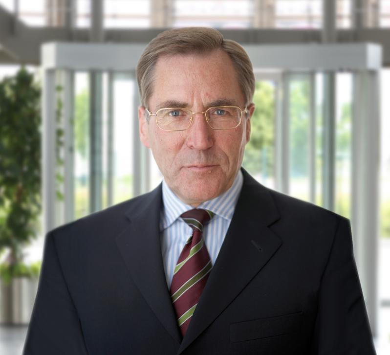 Dr. Andreas Sperl, Präsident der Industrie- und Handelskammer (IHK) Dresden,