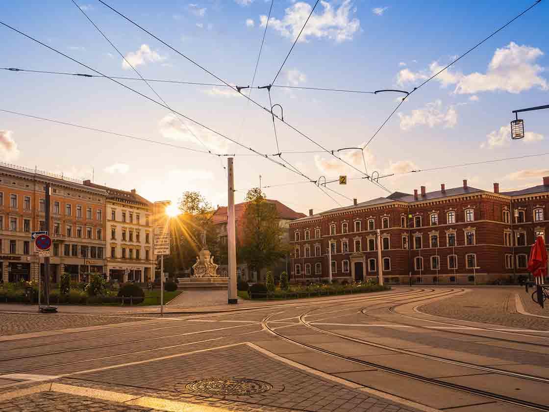 FerpixeLt - Postplatz Görlitz